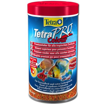 TetraPro Colour Flakes - 500 ml