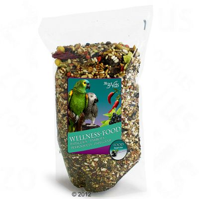 JR Farm Wellness-Food Parrots - 800 g