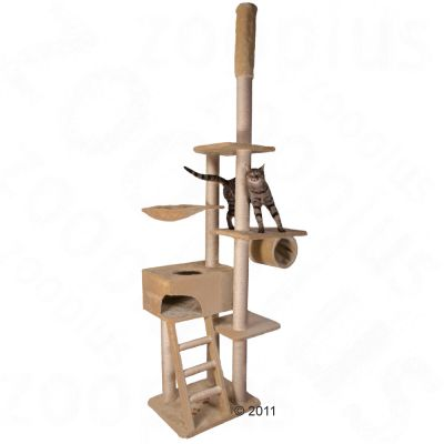Trixie Cat Tree Zaragoza - platinum grey