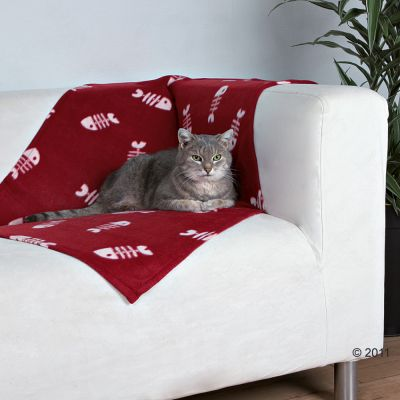 Trixie Fleece Blanket Beany - 100 x 70 cm (L x W)