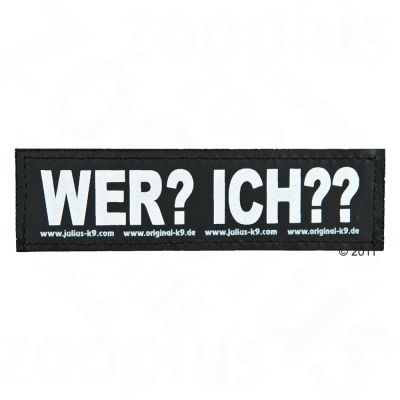 Logostickerpaar gross (16 x 5 cm) - SECURITY
