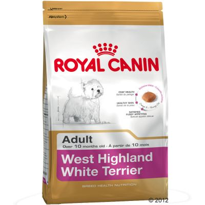 Royal Canin West Highland White Terrier Adult - 3kg