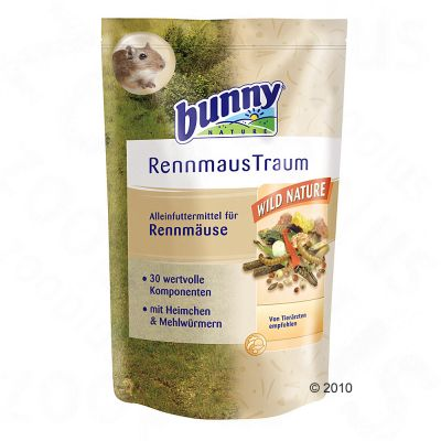 Bunny Gerbil Dream - Economy Pack: 2 x 600 g