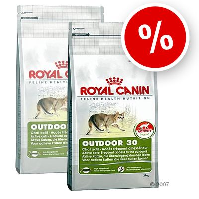 Royal Canin Outdoor 30 - Economy Pack 2 x 10 kg