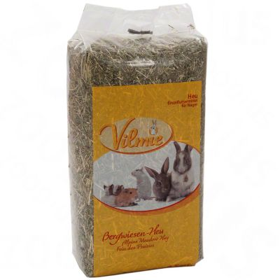 Foin des montagnes pour rongeur Vilmie- 2,5 kg