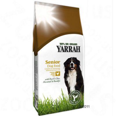 Yarrah Organic  Senior (Gluten-Free) - 2 kg