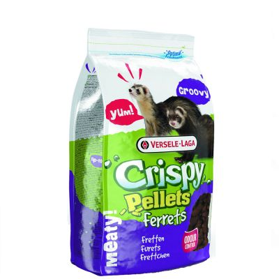 Versele-Laga Crispy Pellets Ferrets pour furet - 2 x 3 kg