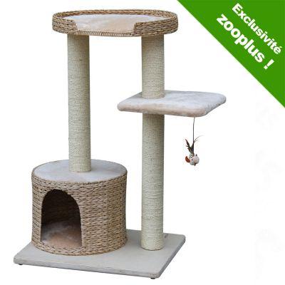 Arbre à chat Natural Home II- beige