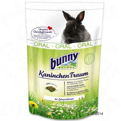 Bunny Oral pour lapin nain - 2 x 4 kg
