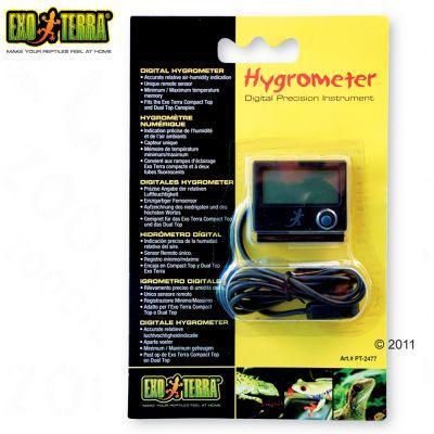 Hagen Exo Terra LED Hygrometer - 1 Piece