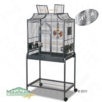 Montana Cages Madeira I - Antique - Dimensions: 71 x 45 x 139 cm