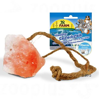 JR Farm Himalayan Mineral Stone Salt Lick - approx. 80g