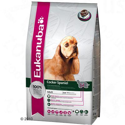 Eukanuba Breed Cocker Spaniel - 7.5 kg