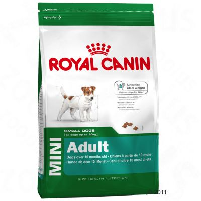 Royal Canin Mini Adult Hundefutter - Sparpaket 2 x 8 kg