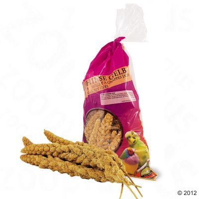 JR Birds Foxtail Millet, Yellow - 1 kg