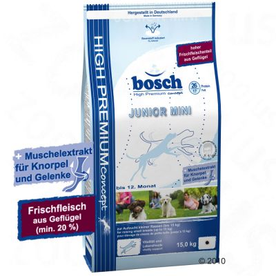 Bosch Junior Mini – 15 kg