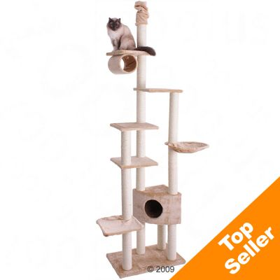 Cat Tree Atlas - grey