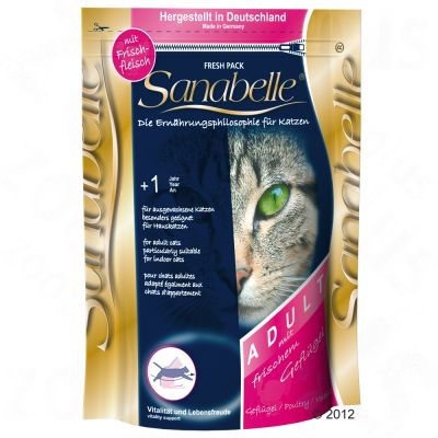 Sanabelle Adult with Poultry - 2kg