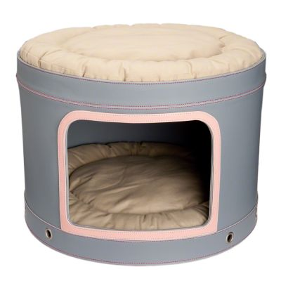 Cosy Pet Bed with Den - Ø 46 x 33 cm
