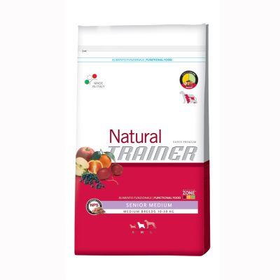 Nova Foods Trainer Natural Medium Senior - Economy Pack: 2 x 12.5 kg