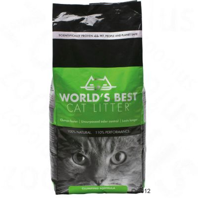 World's Best Cat Litter - 15 kg