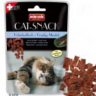 Animonda Cat Snack Chicken & Green-lipped Mussel - Saver Pack: 3 x 45 g