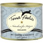 Terra Faelis Fish Menus 6 x 200 g - Pollack with Tomatoes & Rosehips - Cat Supplies