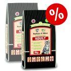 James Wellbeloved Adult Turkey & Rice Cat Food - Economy Pack: 2 x 10 kg