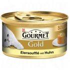 Gourmet Gold Souffl Selection 12 x 85 g - Salmon