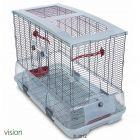 Hagen Bird Cage Vision II Model L02 - white L02: 75 x 38 x 93 cm (L x W x H)