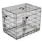 Transport Cage black - Size 1: 76 x 54 x 61 cm (L x W x H)