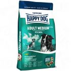 Happy Dog Supreme Fit & Well Adult Medium - Economy pack: 2 x 12.5 kg