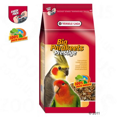 Prestige Large Parakeet/Cockatiel Food - 4 kg
