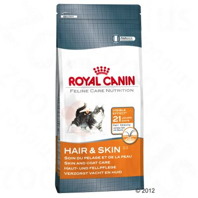 Royal Canin Hair & Skin 33 - Economy Pack: 2 x 10 kg