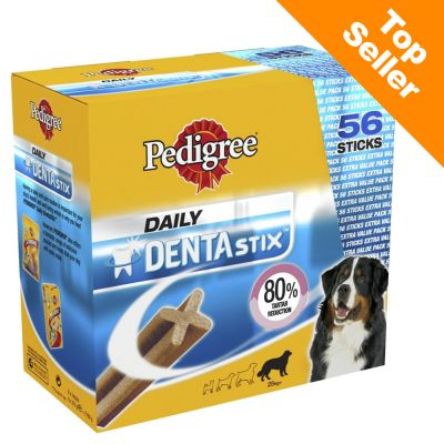 Pedigree Denta Stix - Small Dogs (28 Sticks = 440g)