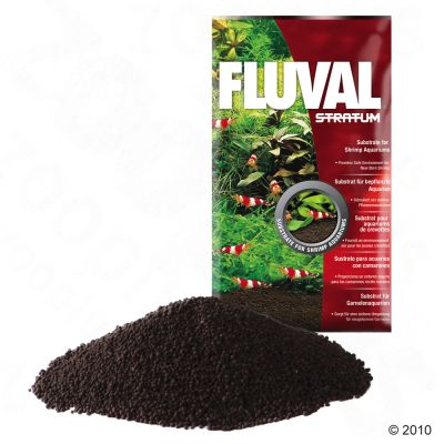 Fluval Shrimp Stratum for shrimp aquariums - 4 kg, for shrimp aquariums