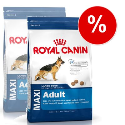Royal Canin Maxi Adult - Economy Pack: 2 x 15 kg