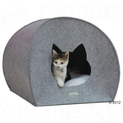 Big Cat Den Felti - 53 x 41 x 45 cm (L x W x H)