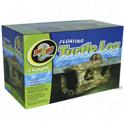 Bûche flottante pour tortues Floating Turtle Log de Zoo Med- 1 bûche flottante
