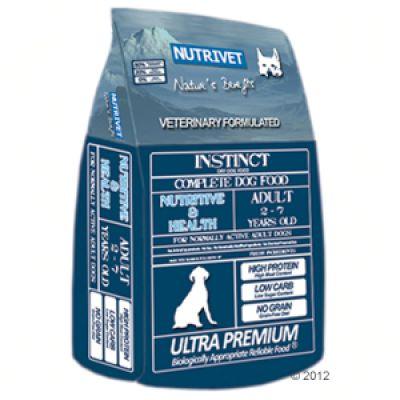Nutrivet Instinct Nutritive & Health - 12 kg