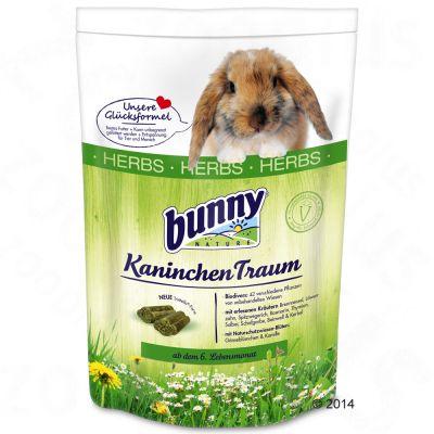 Bunny Raªve aux Herbes pour lapin - 2 x 4 kg