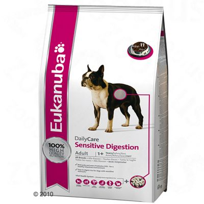Eukanuba Daily Care Sensitive Digestion - Economy pack 2 x 12.5 kg