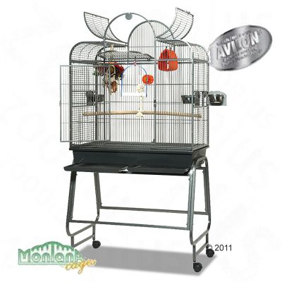 Montana Bird Cage San Remo - antique: 85 x 48 x 168 cm (LxWxH) (2 packages*)