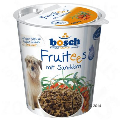Bosch Finest Snack concept Bosch Fruitees (semi-moist), Sanddorn - 200 g