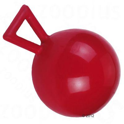 Ballon pour chevaux- rouge