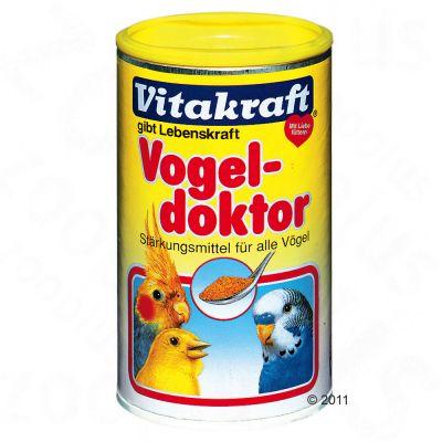 Fortifiant pour oiseau Vitakraft (Docteur oiseau)- lot de 3 x 40 g