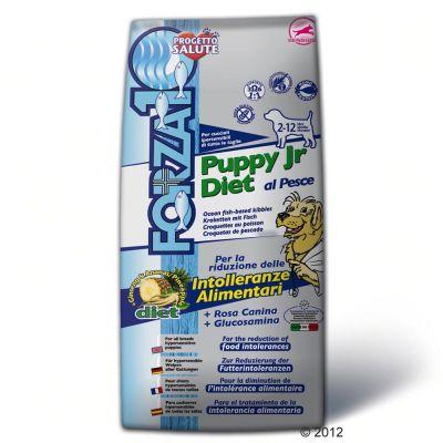 Forza 10 Puppy Junior Diet with Fish - 15 kg