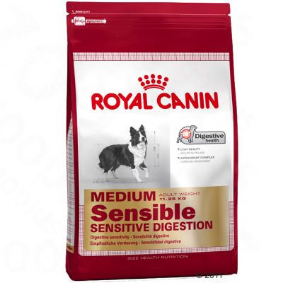 Royal Canin Medium Sensible 25 Hundefutter - 15 kg