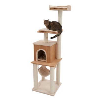 Heracles Cat Tree - beige
