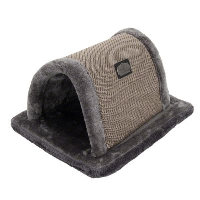 Coobe 3 in 1 Cat Tunnel and Den - 48 x 38 x 22 cm (L x W x H)